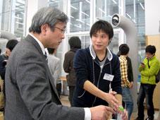 情報通信工学科卒業研修ポスター発表会