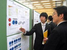平成26年東北地区若手研究者研究発表会:於 東北工業大学