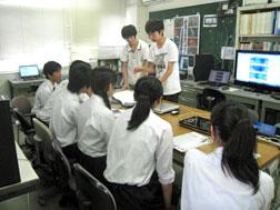 仙台東高校研究室訪問@東北工業大学工学部情報通信工学科