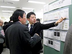 平成27年東北地区若手研究者研究発表会:於 日本大学工学部