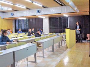 東北工業大学大学院 第11回通信工学専攻研究発表会
