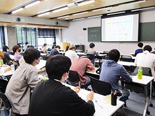 情報通信工学セミナーⅠ 健康講話