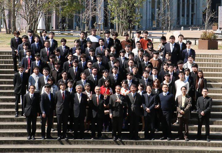 2020年3月19日情報通信工学科卒業生