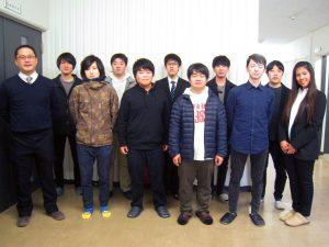 情報通信工学科角田研卒業生2020年3月
