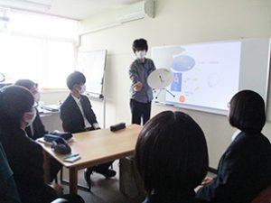 仙台三桜高校の探求授業