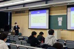大学院通信工学専攻 修士論文本審査会2021/2/24